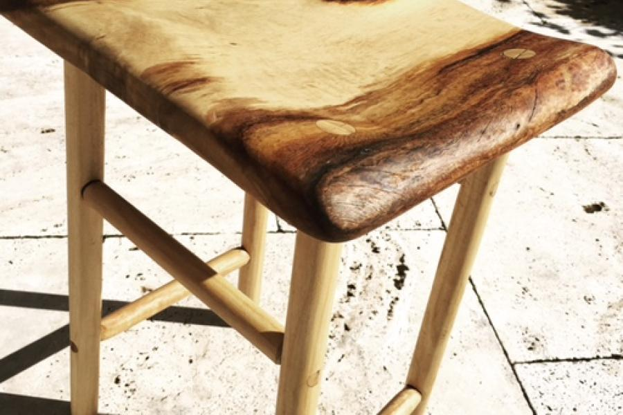 customised stool